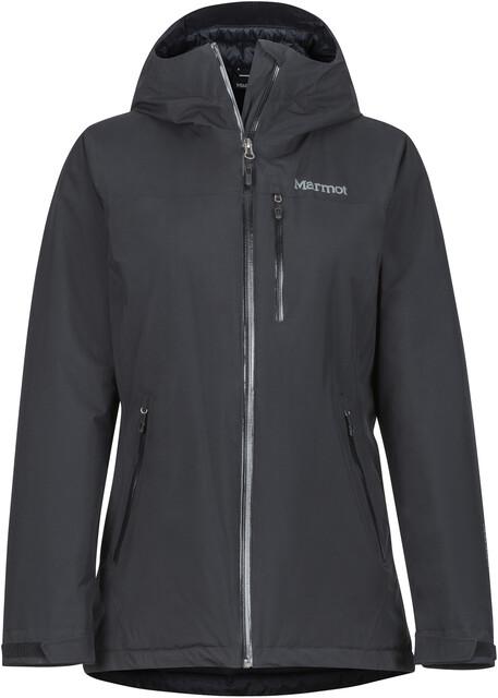 Marmot Solaris Jacket Dame black | Gode tilbud hos addnature.no